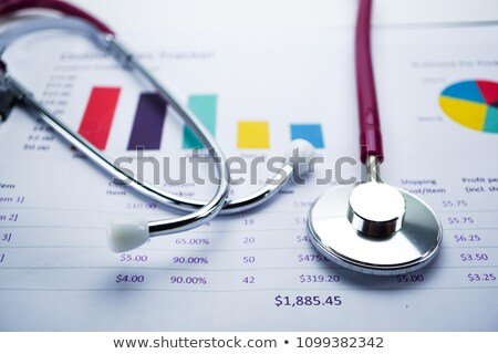 Economy And Health Care Stock photo © Lightsource