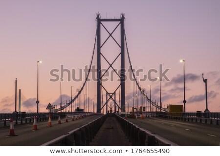 дороги · моста · известный · красивой · воды · пейзаж - Сток-фото © backyardproductions