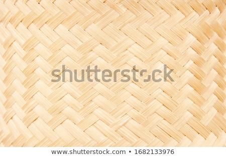 wooden mat detail stock photo © prill