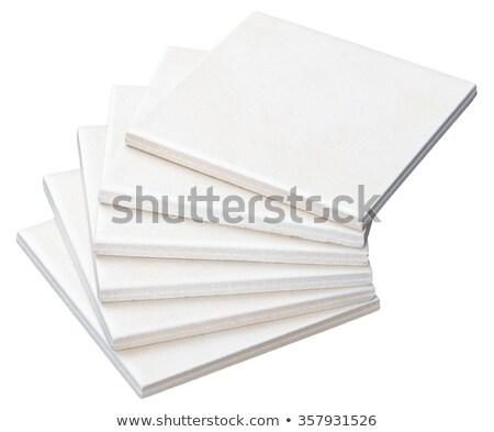tiler isolated on white background Stock photo © photography33