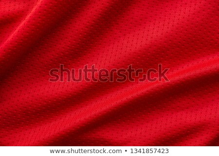 Red Jersey Mesh Stock photo © grivet