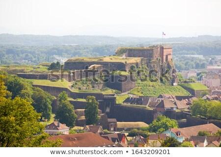 мнение город пейзаж путешествия Готский средневековых Сток-фото © rbouwman