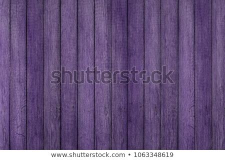 Purple древесины дизайна текстуры поверхность фон Сток-фото © alexmillos