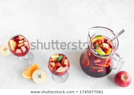spanish sangria Stock photo © nito