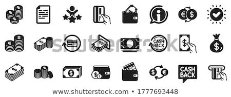 kéz · csere · Euro · yen · felirat · égbolt - stock fotó © olivier_le_moal