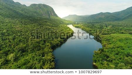 Stock photo: Thailand river