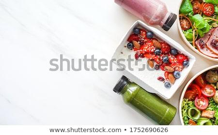 ready for salad stock photo © igabriela