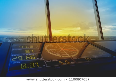 Airport control Stock photo © adrenalina