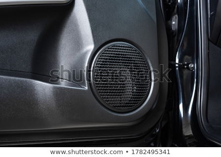 Audio speaker Stock photo © ozaiachin