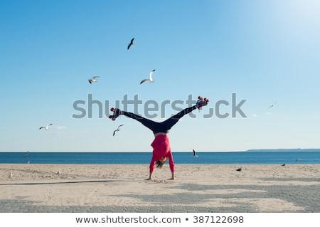 изображение · молодые · лет - Сток-фото © dash