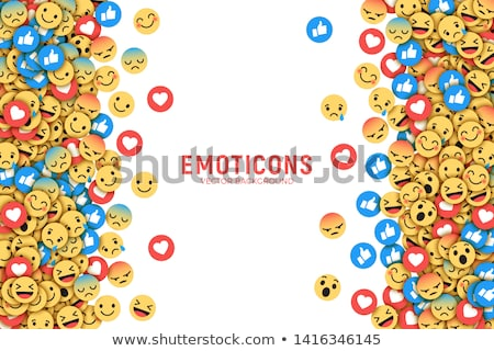 groep · social · media · communicatie · gezicht - stockfoto © ikopylov