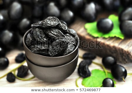Dried Summer Fruits shallow DOF Stock photo © PokerMan