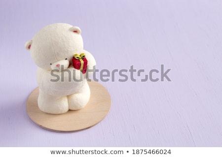 Chocolate figures Stock photo © Digifoodstock