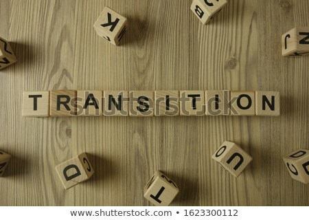 Transition Stock photo © Bigalbaloo