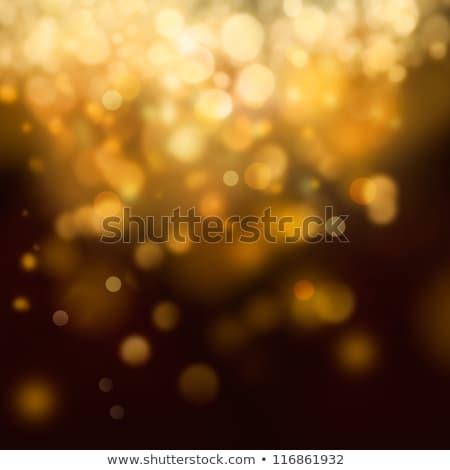 Star bruin donkere goud sterren oude Stockfoto © blackmoon979