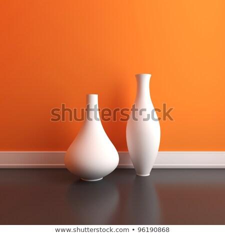 два · бронзовый · индийской · красный · ткань · цвета - Сток-фото © digifoodstock