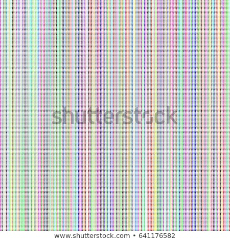 abstract geometric background with orange blue and yellow triangles summer sunny design stock photo © fresh_5265954