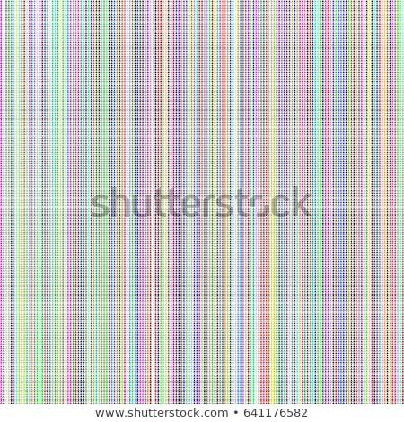 аннотация геометрический оранжевый синий желтый лет Сток-фото © fresh_5265954