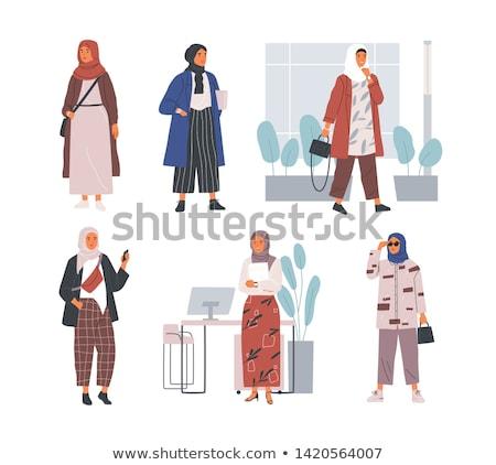 hijab Stock photo © LightFieldStudios