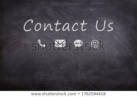 私達について · 文字 · 現代 · ノートパソコン · 画面 · オフィス - ストックフォト © tashatuvango