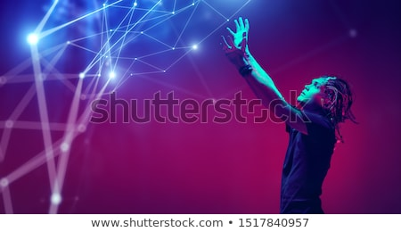 Human Technology Implant Stock photo © Lightsource