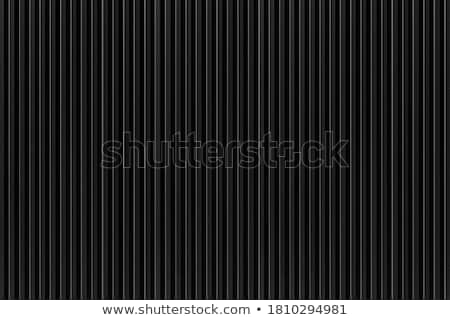 corrugated metal roof detail Stock photo © prill