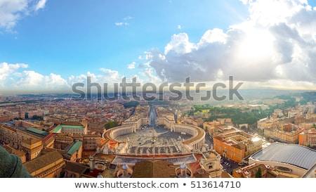 View of Vatican  Stock photo © borisb17