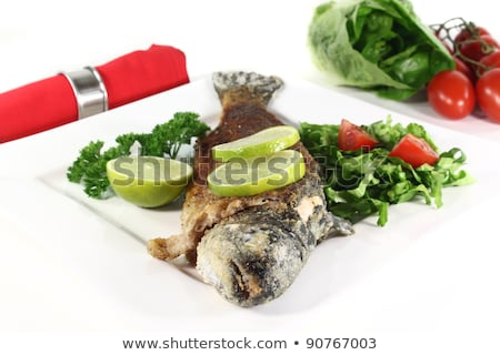 trout miller Stock photo © joker