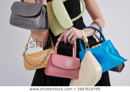 colored bags stock photo © myvector