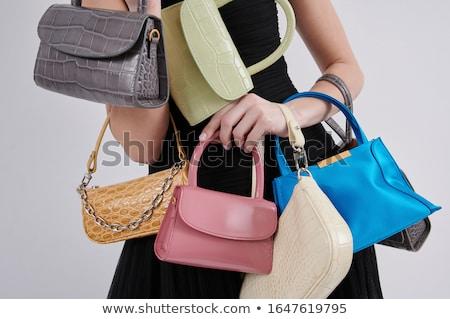 Stok fotoğraf: Renkli · çanta · alışveriş · çanta · depolamak · konteyner