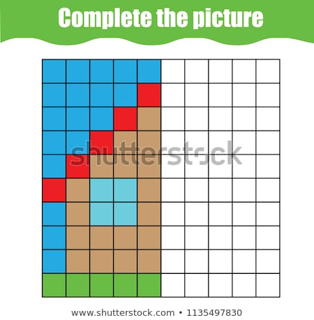 Education mosaic Stock photo © photography33