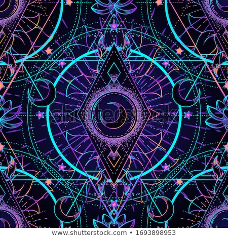meditazione · vuoto · uomo · Ocean · blu - foto d'archivio © cozyta