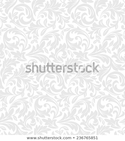 damask seamless floral pattern stock photo © almir1968