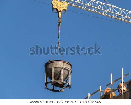 crane bucket stock photo © jarp17