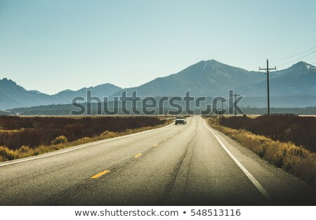 Mountain Southern Idaho Stock photo © pictureguy