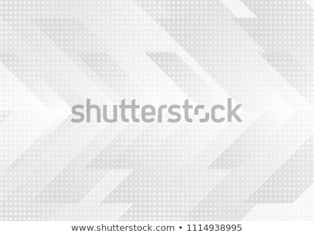 dynamique · techniques · vert · lumière · design - photo stock © saicle