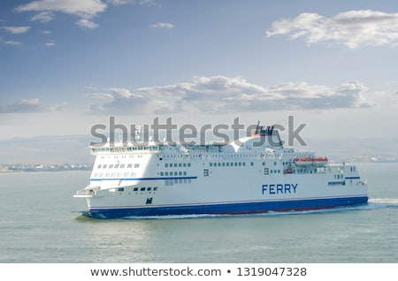 Ferry Stock photo © gemenacom