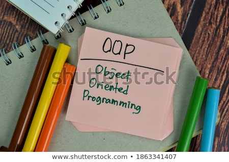 oops sticky note stock photo © ivelin