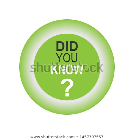 ask green vector icon design stock photo © rizwanali3d