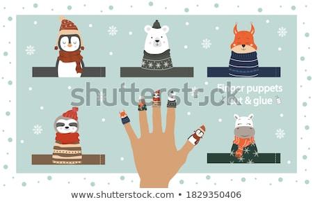 puppets Christmas  Stock photo © adrenalina