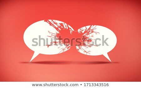 CONTROVERSIAL Stock photo © chrisdorney