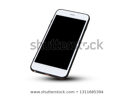 Tablet and mobile phone stock photo © goir