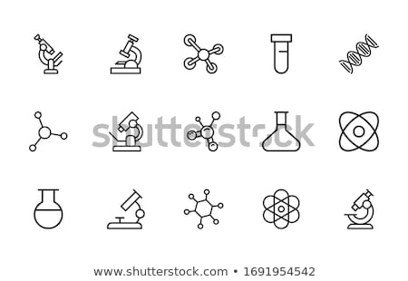 Genetic Biotechnology Research Symbol Stock photo © Lightsource