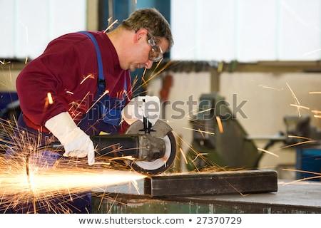 manuale · lavoratore · tuttofare · dovere · elettrici - foto d'archivio © stevanovicigor