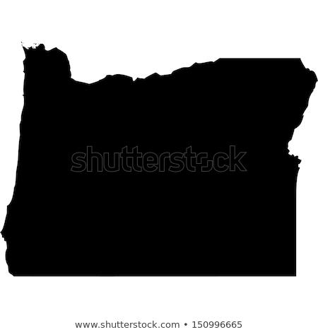 State of Oregon  Stock photo © grafvision