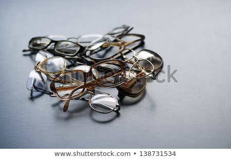 Heap of Glasses Stock photo © filipw