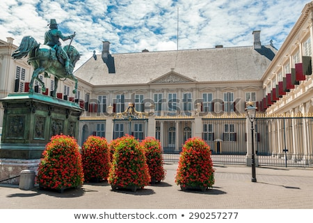 Royal Palace, The Hague, Netherlands Stock photo © neirfy