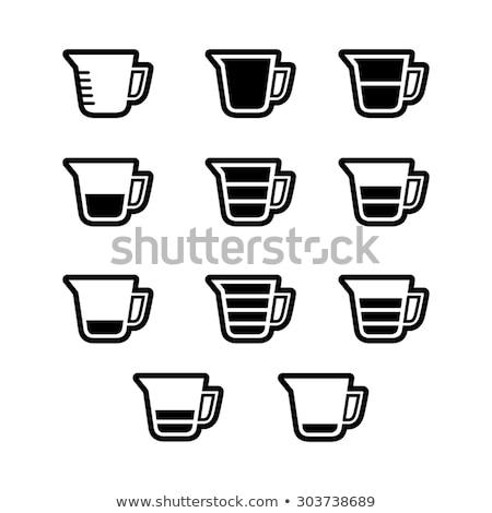 Measuring Cups Stock photo © HJpix
