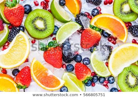 かんきつ類の果実 · シンボル · グループ · 新鮮な · オレンジ · レモン - ストックフォト © prill