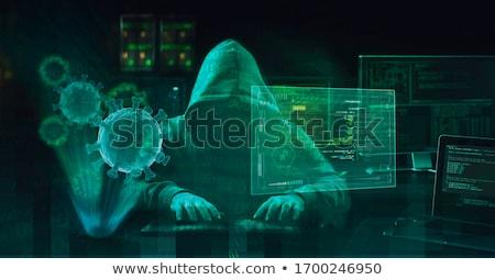 жульничество · компьютер · ключевые · ключами · интернет - Сток-фото © leeavison
